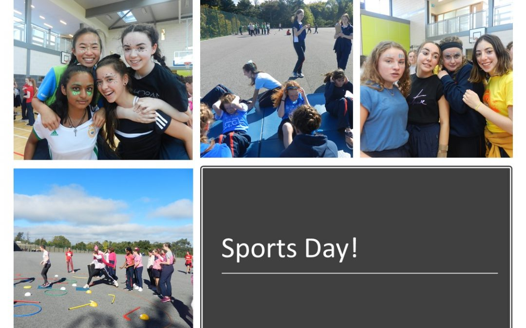 Sports Day 2018