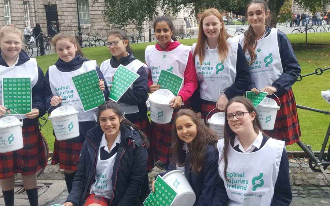 Fundraising for Spinal Injuries Ireland