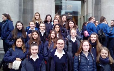Music students trip to the NCH