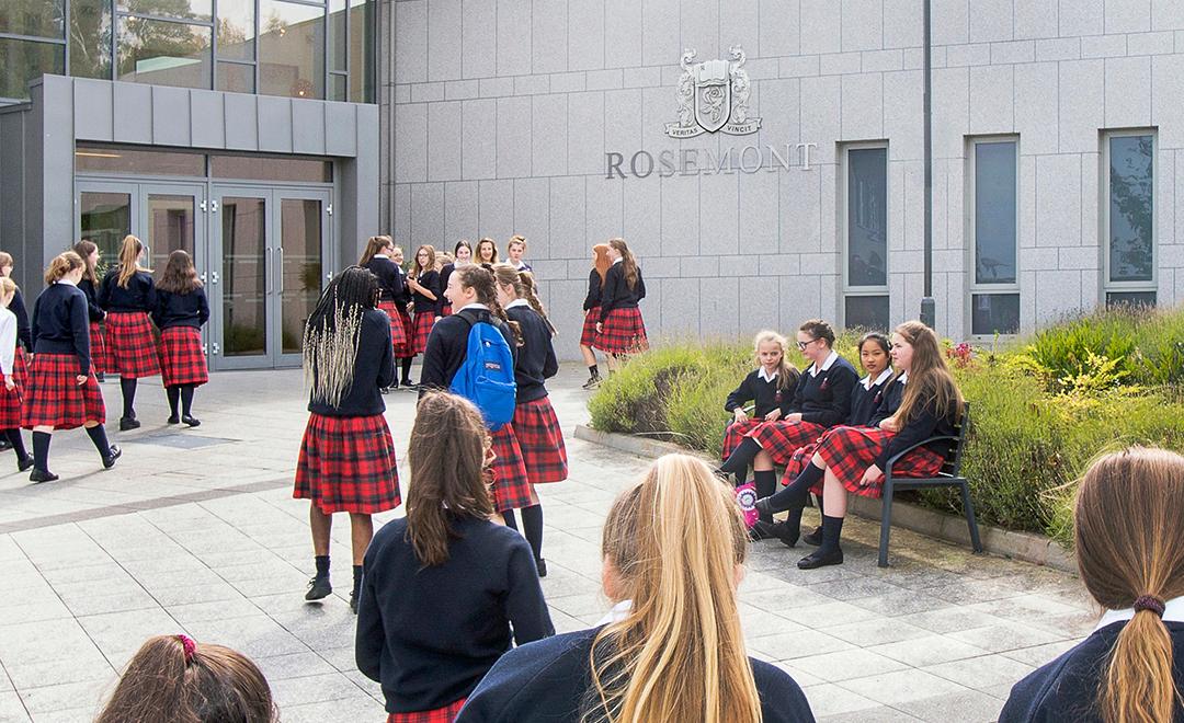 Three scholarships - Rosemont School