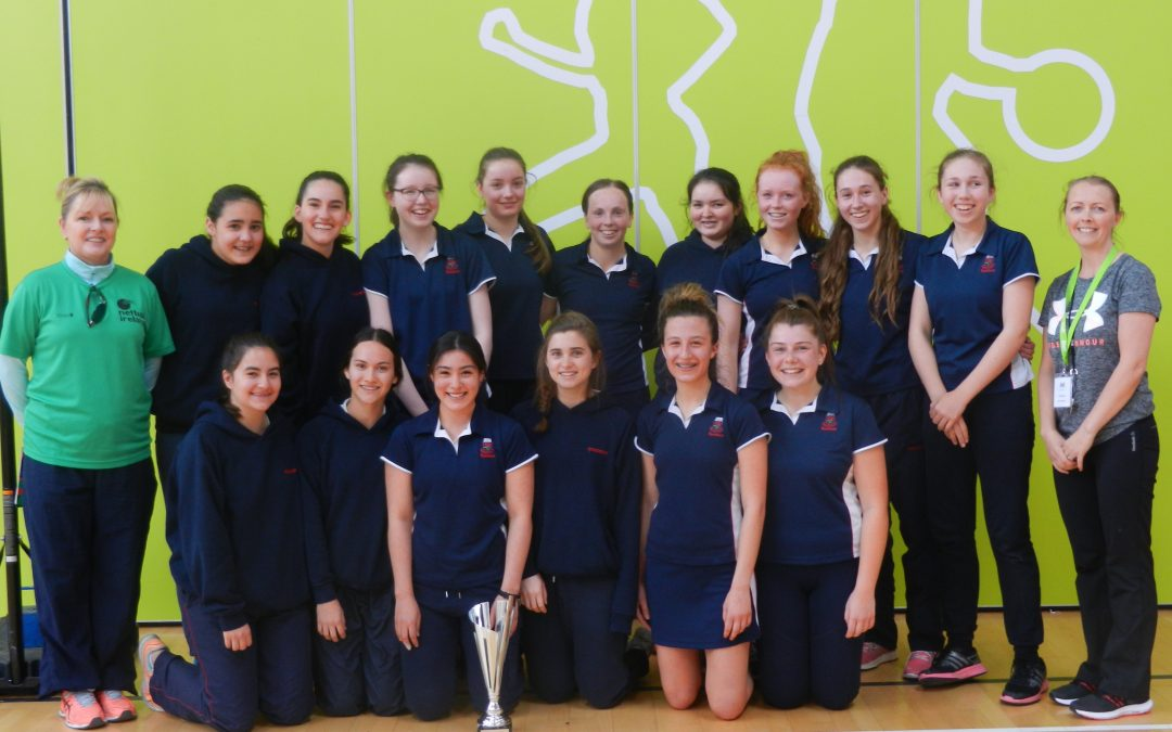 Netball Ireland Senior League Champions