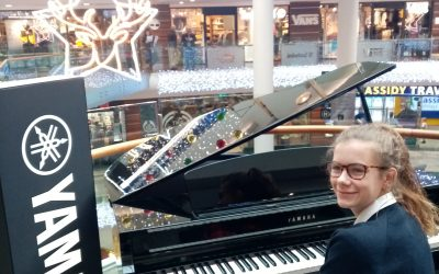 Music in Dundrum Town Centre
