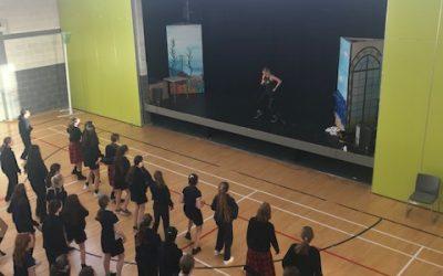 Healthy Living and Active Schools Week