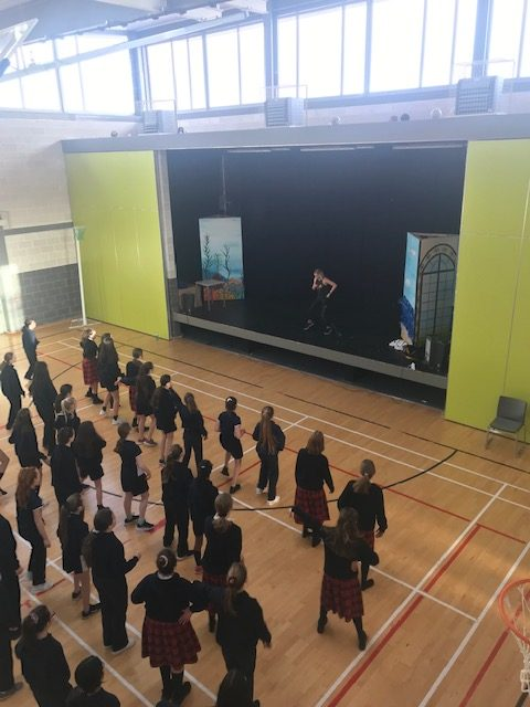Healthy Living and Active Schools Week